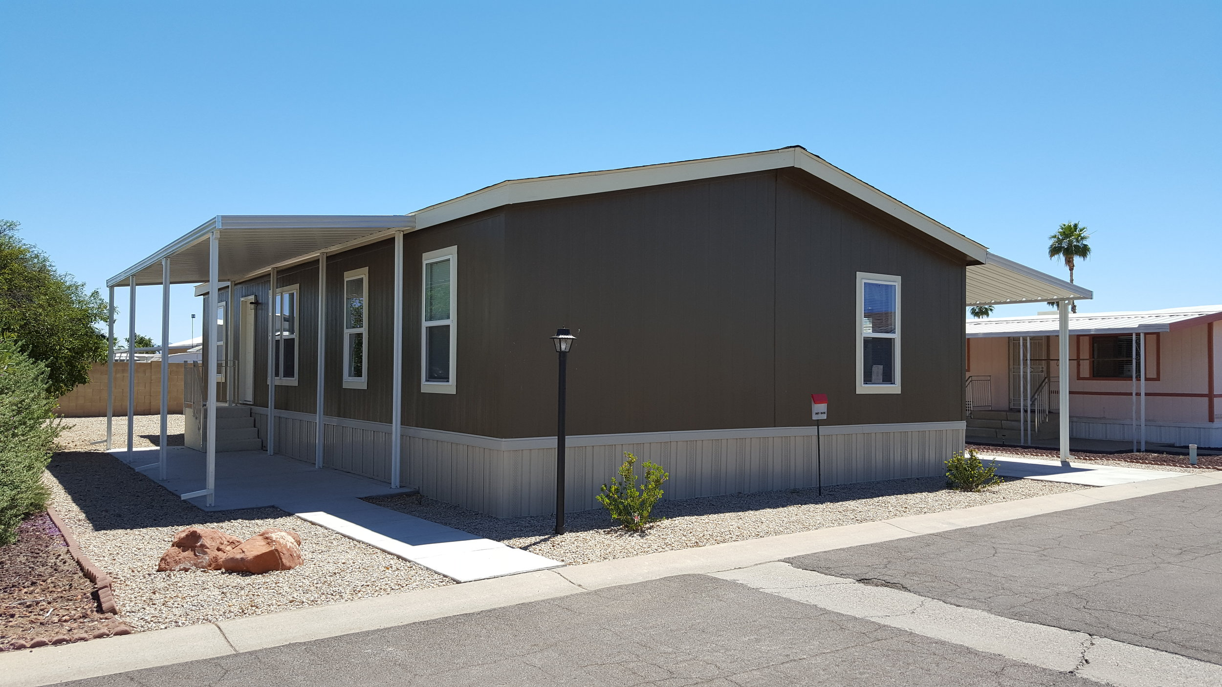 Features - All homes are energy smart and come with a one-year warranty, fiber concrete siding, tape/texture interiors, low E dual glazed windows, primed and painted base boards, 4