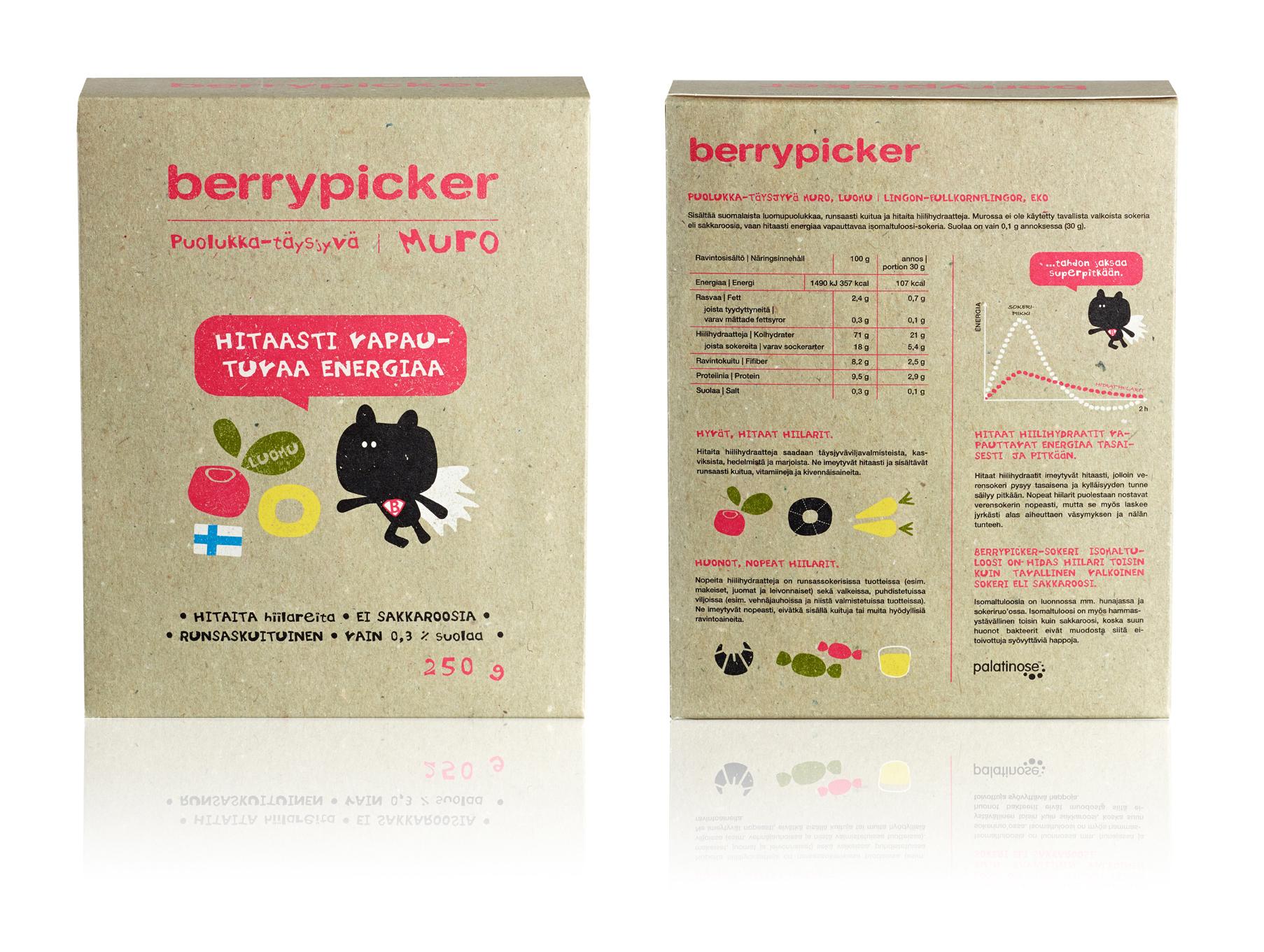 Pakkauskoko on 250 grammaa ja hinta on nelisen euroa, kaupasta riippuen.