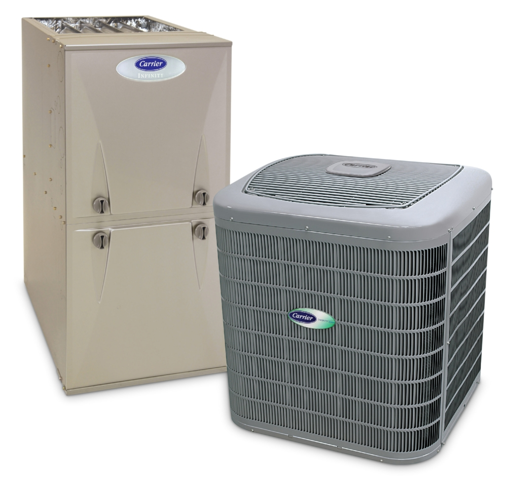 carrier heating cooling sales