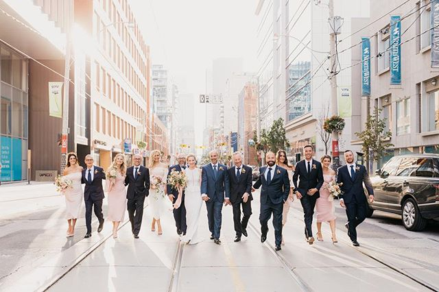 """Now featured on @magnoliarouge! """"REAL WEDDING 