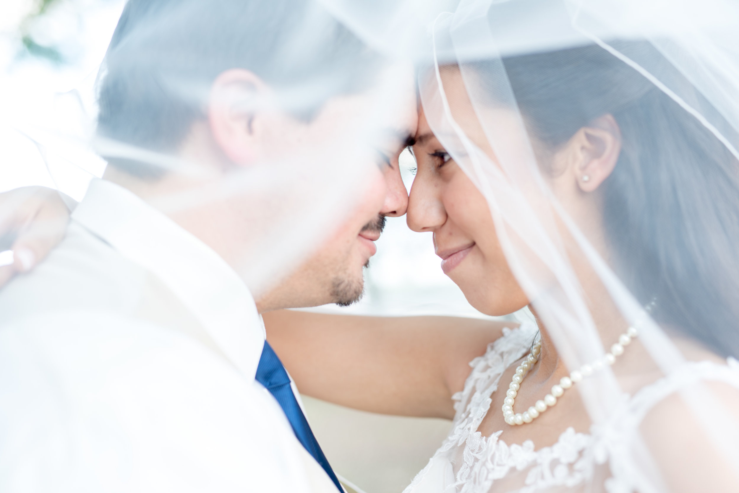 The pictures were wonderful!! Plus, you made us feel very comfortable, you were so easy to work with, and you were on time to everything!  - Chelsea (Bride)