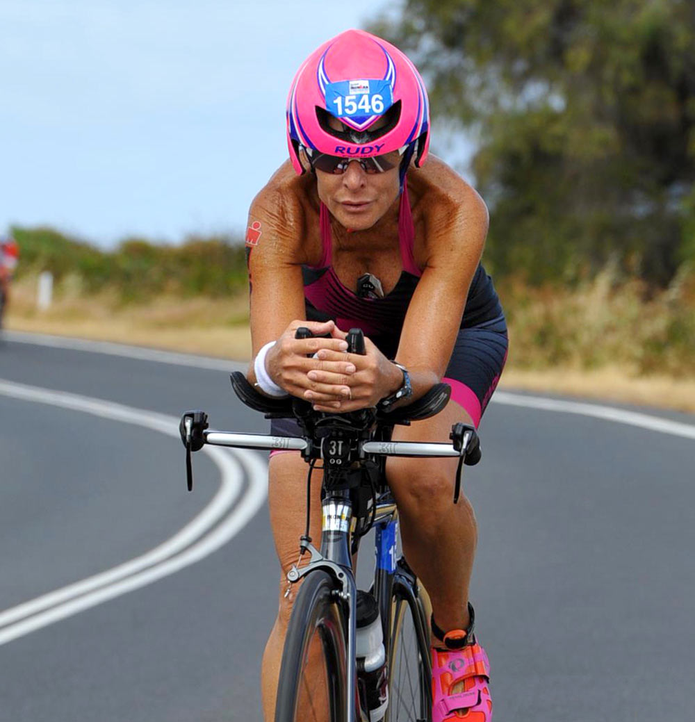 Loree Bolin, 60 – 64 Triathlete and Distance Runner