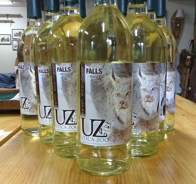We will pouring tastings at Charlie's Liquor today in Boonville from 3-6. Stop by! We will have Luscious Lynx on hand if you haven't tried it yet.