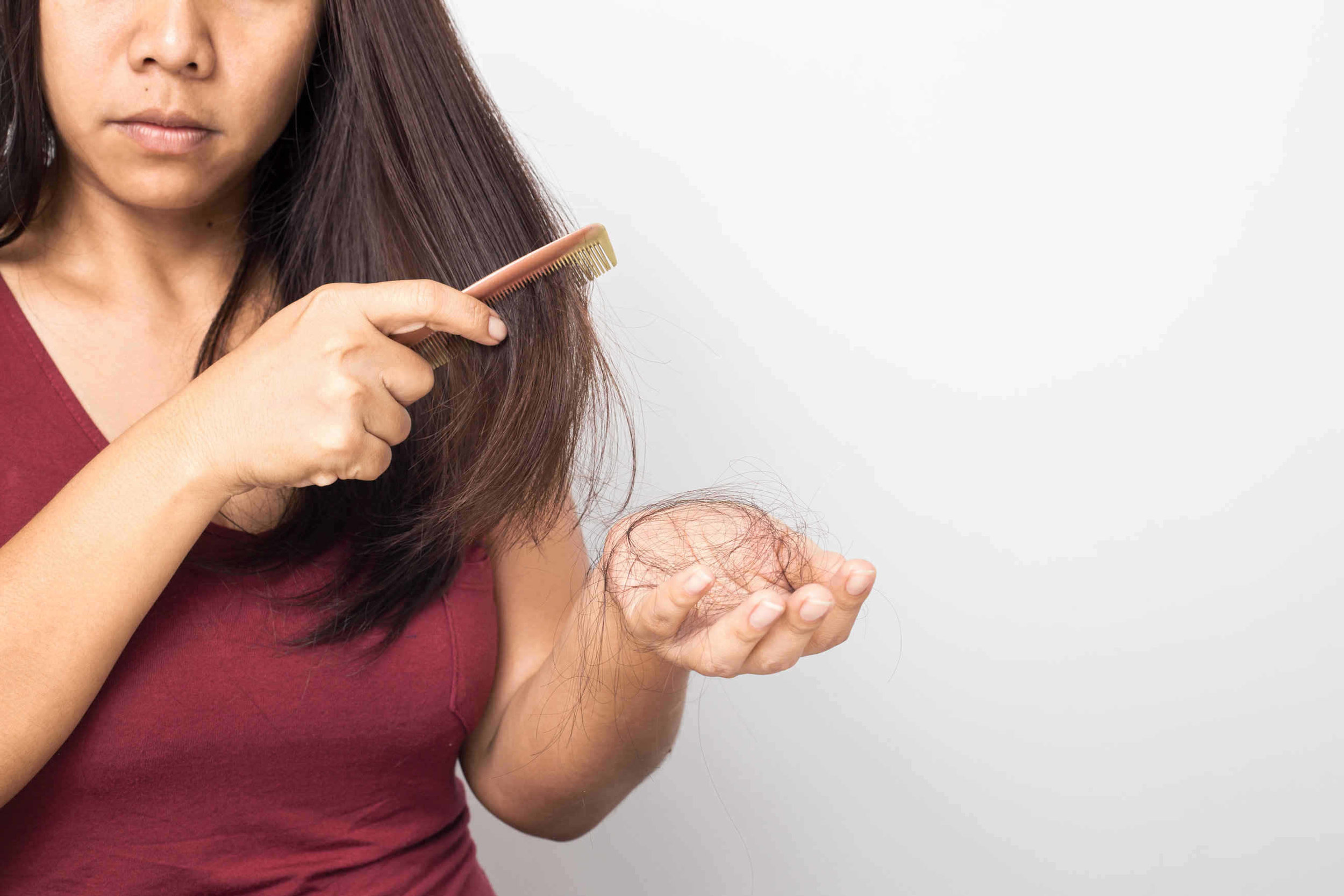 80 Million Americans - suffer from hair loss according to the American Academy of Dermatology.