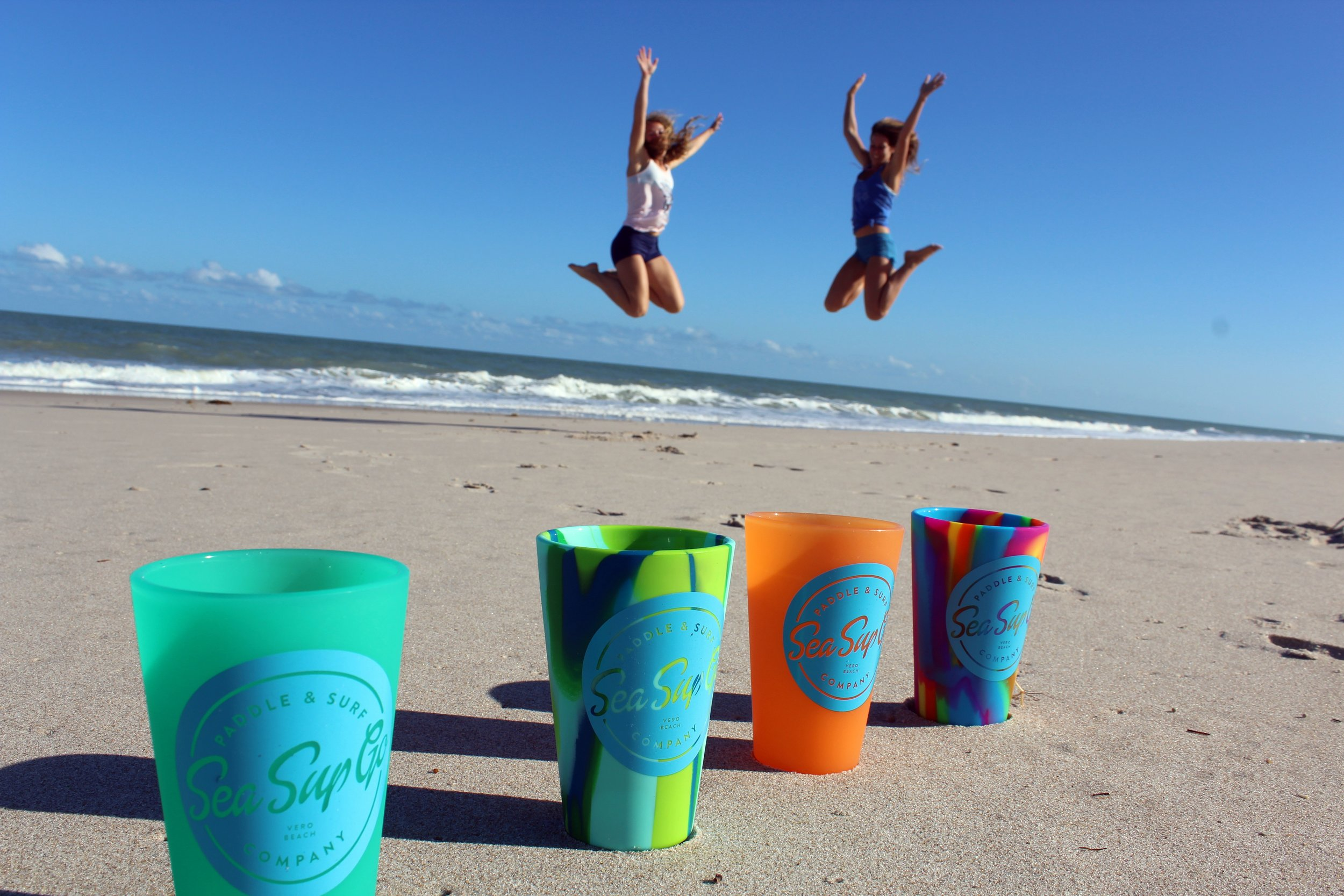 Cups, Tumblers, and Koozies -
