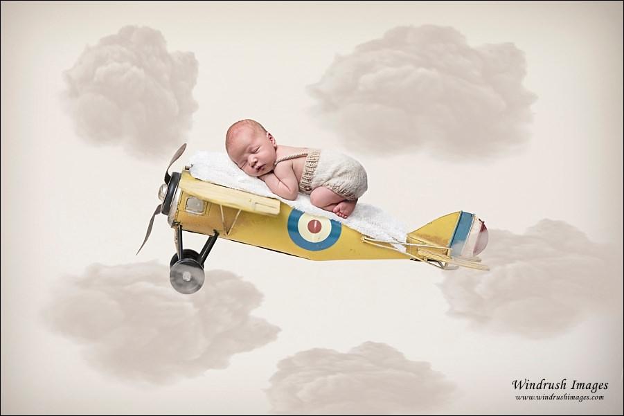 Baby-boy-photographed-on-airplane-Calgary-newborn-photographer