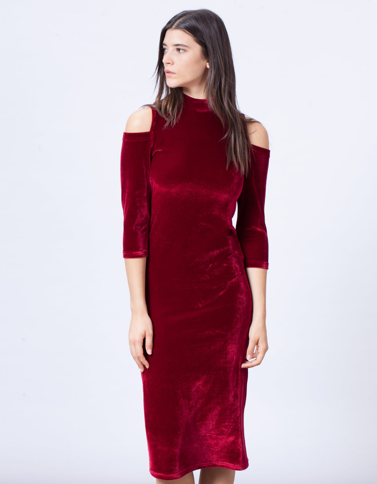 Stradivarius - Perfect for an Xmas party.