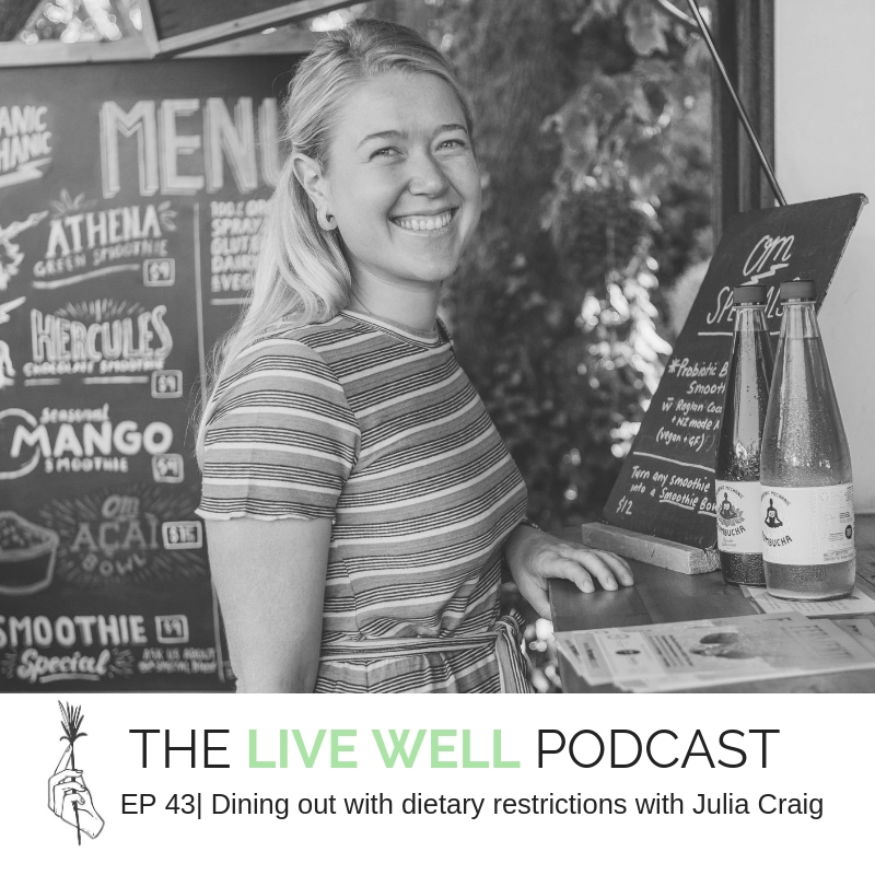 Julia Craig [Live Well]