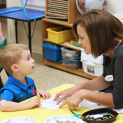SANLANDO CHRISTIAN SCHOOL     Serving the community since 1985, our school offers half and full day options for children ages 1 – Kindergarten as well as VPK.      READ MORE...
