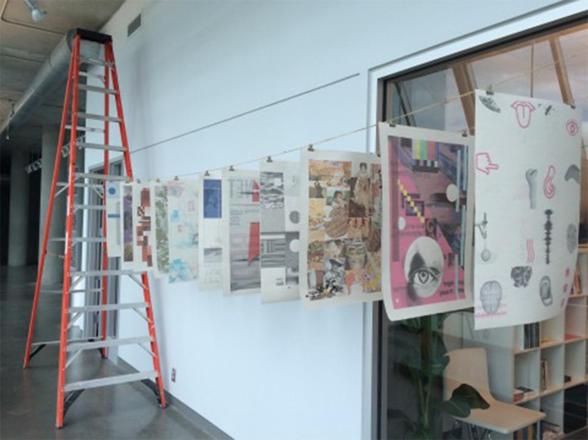 Posters from Benedikt Reichenbach workshop