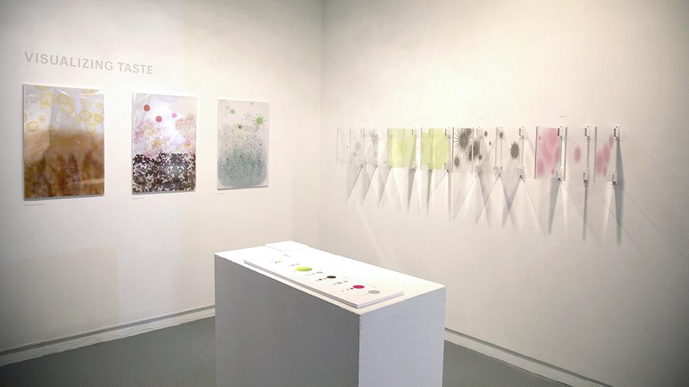 Visualizing Taste Exhibition
