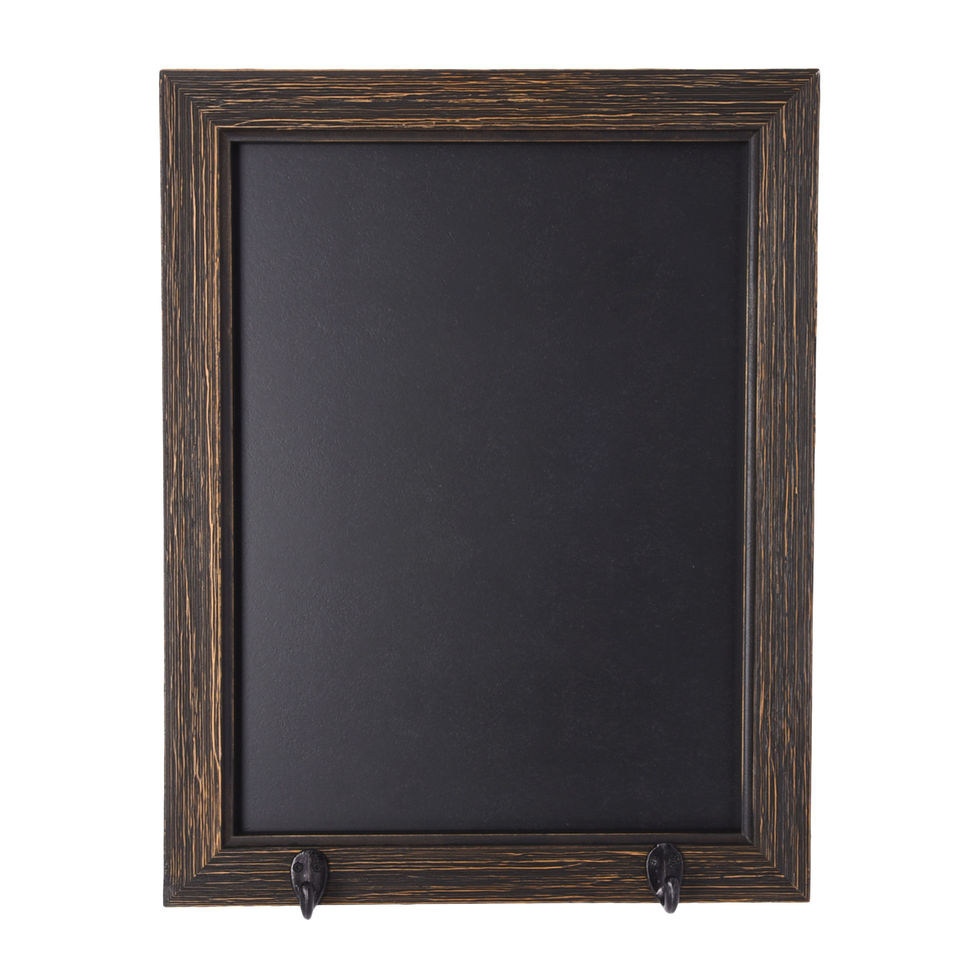 111129268-Wood Wire Brushed Chalkboard with Hooks 12 x 16 -1.jpg