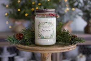 Tree Farm Candle