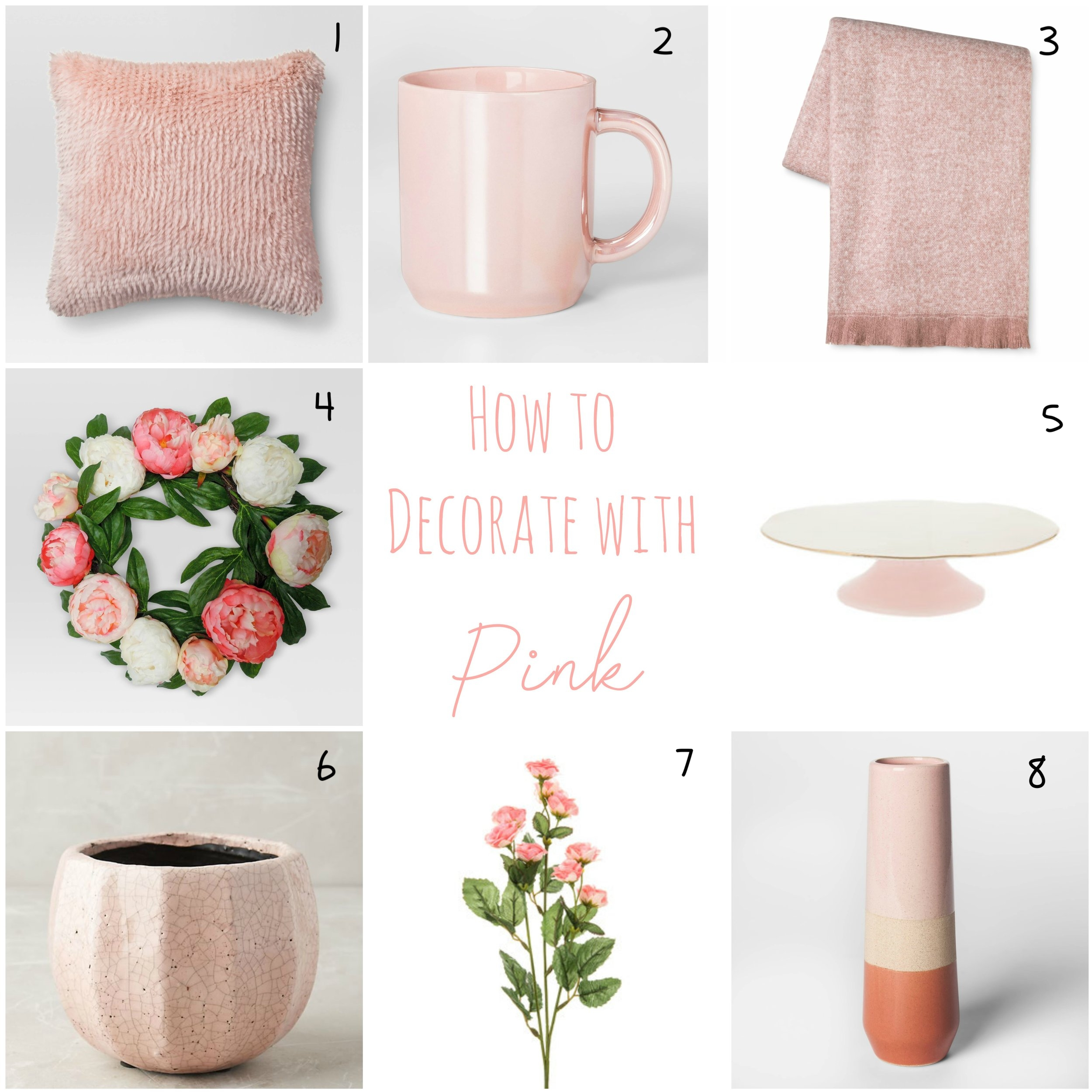 How to Decorate with Pink.jpg