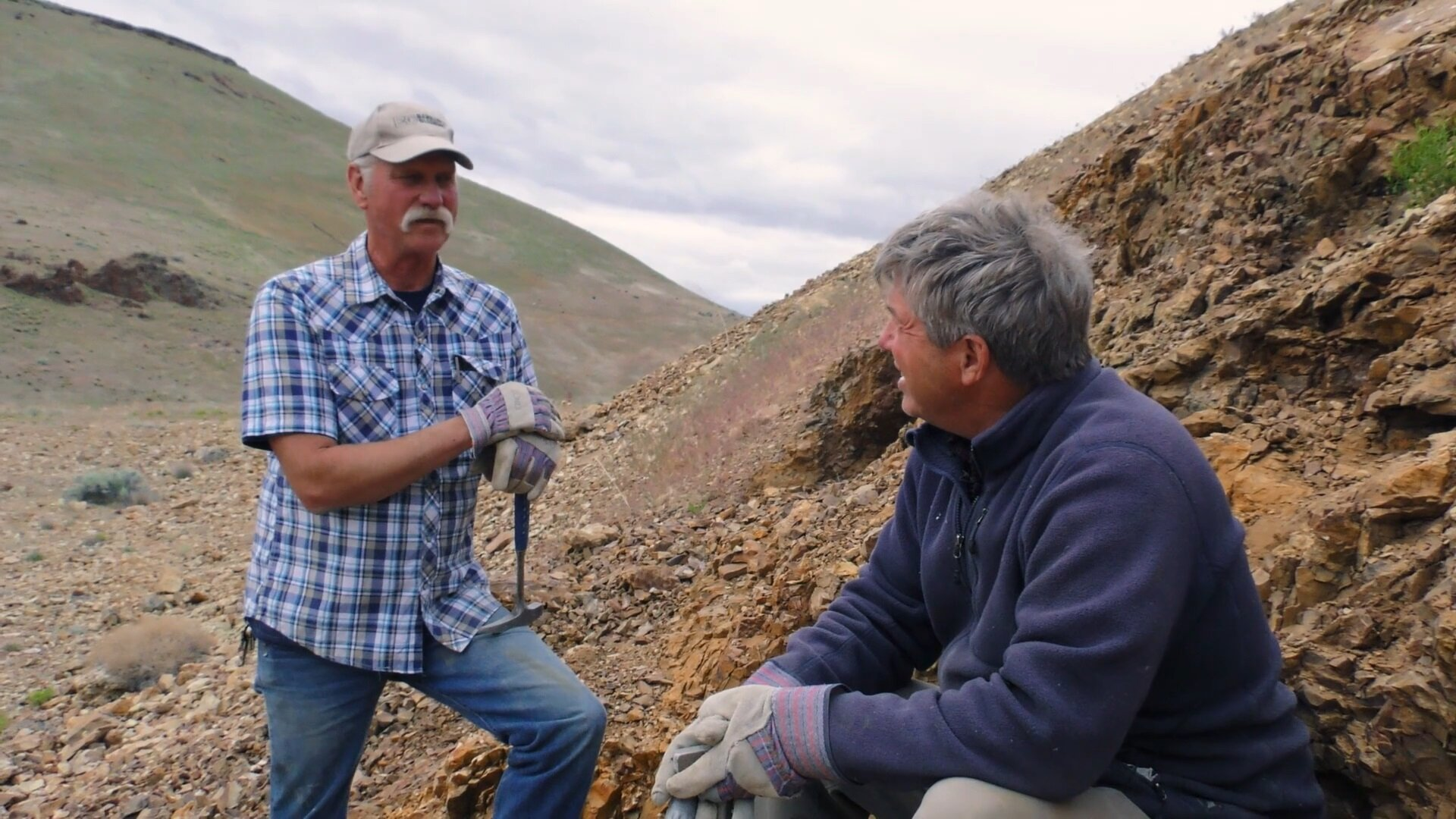 Picture Jasper - Directed by H. Nelson Tracey. 20 mins.On the border between Oregon and Idaho, Steve Schultz, a lifelong man of the American West, mines picture jasper, a rare form of rock that produces spectacular finished jewelry products. Through booms and busts, he works to find these natural treasures.