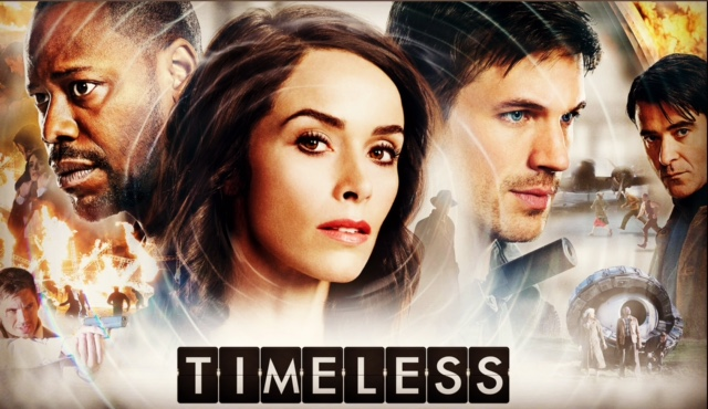 """Soul Tonic"" in the hit NBC TV series, ""Timeless""."