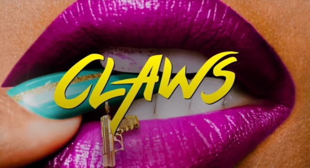 """Time Has Come"", ""Guilty As Charged"", and ""Can't Let Go"" in ""Claws"" on TNT."