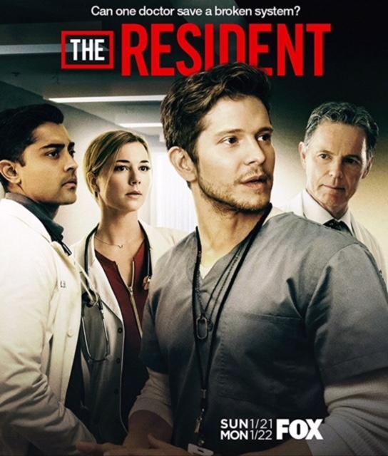 """Spending Time"" in ""The Resident"" on FOX."