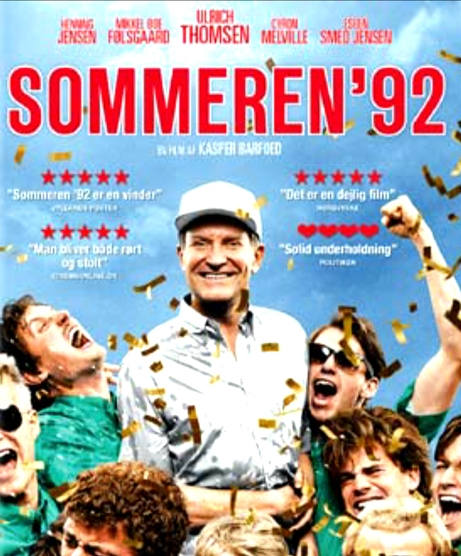 """Let's Do This Thing!"" and ""Just When I Thought I'd Seen It All"" in ""Sommeren '92""."