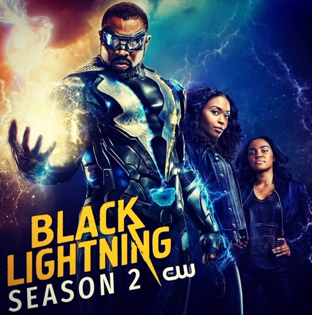 """Time Has Come"" in ""Black Lighting"" the hit DC Comics series on The CW."