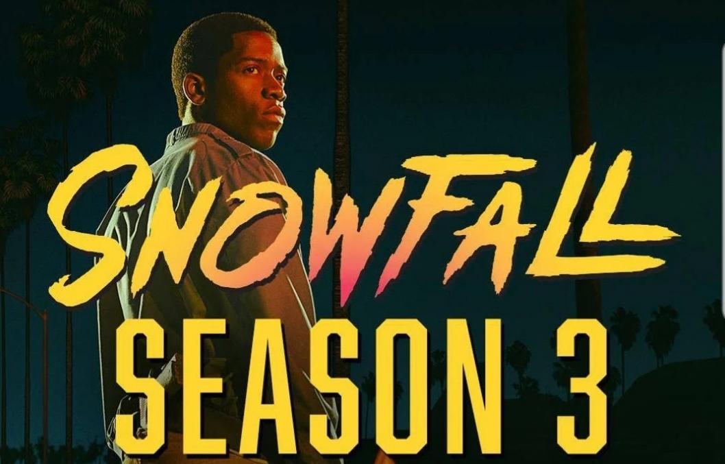 """Nightclub In My Mind"" in ""Snowfall"" on FX."