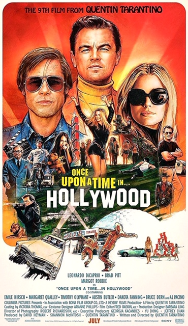"Archie Thompson produced a remake of the 50's classic, ""The Green Door"" sung by Leonardo DiCaprio, in Quentin Tarantino's ""Once Upon a Time in Hollywood""."
