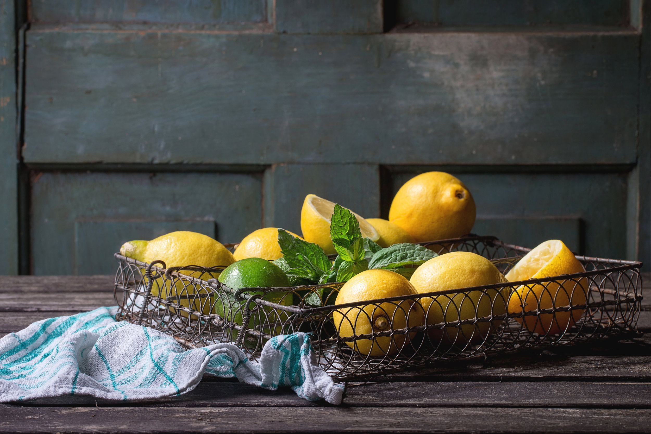 How to clean pesticides off lemons - WATCH NOW