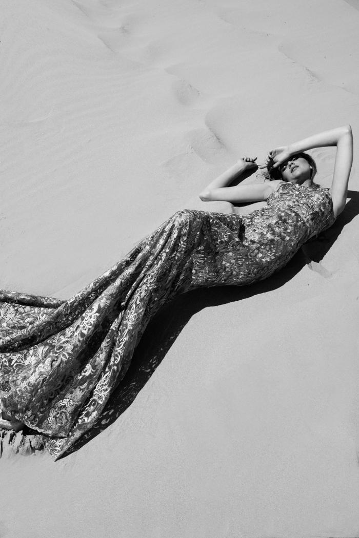 SANT ELIA gown