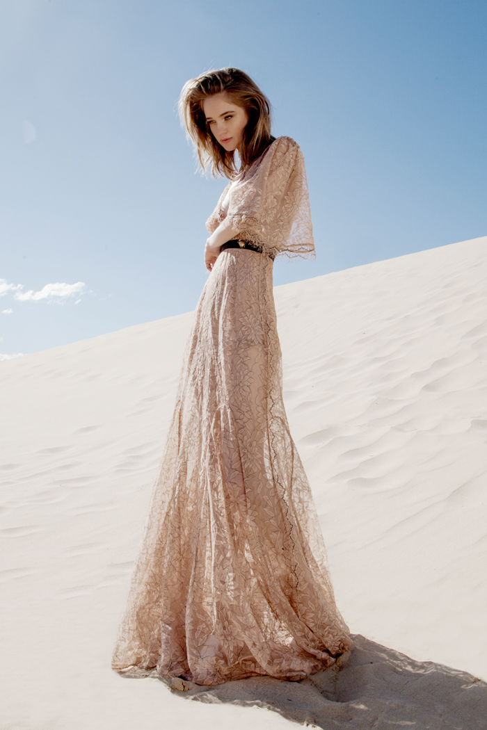 ALICE MCCALL gown