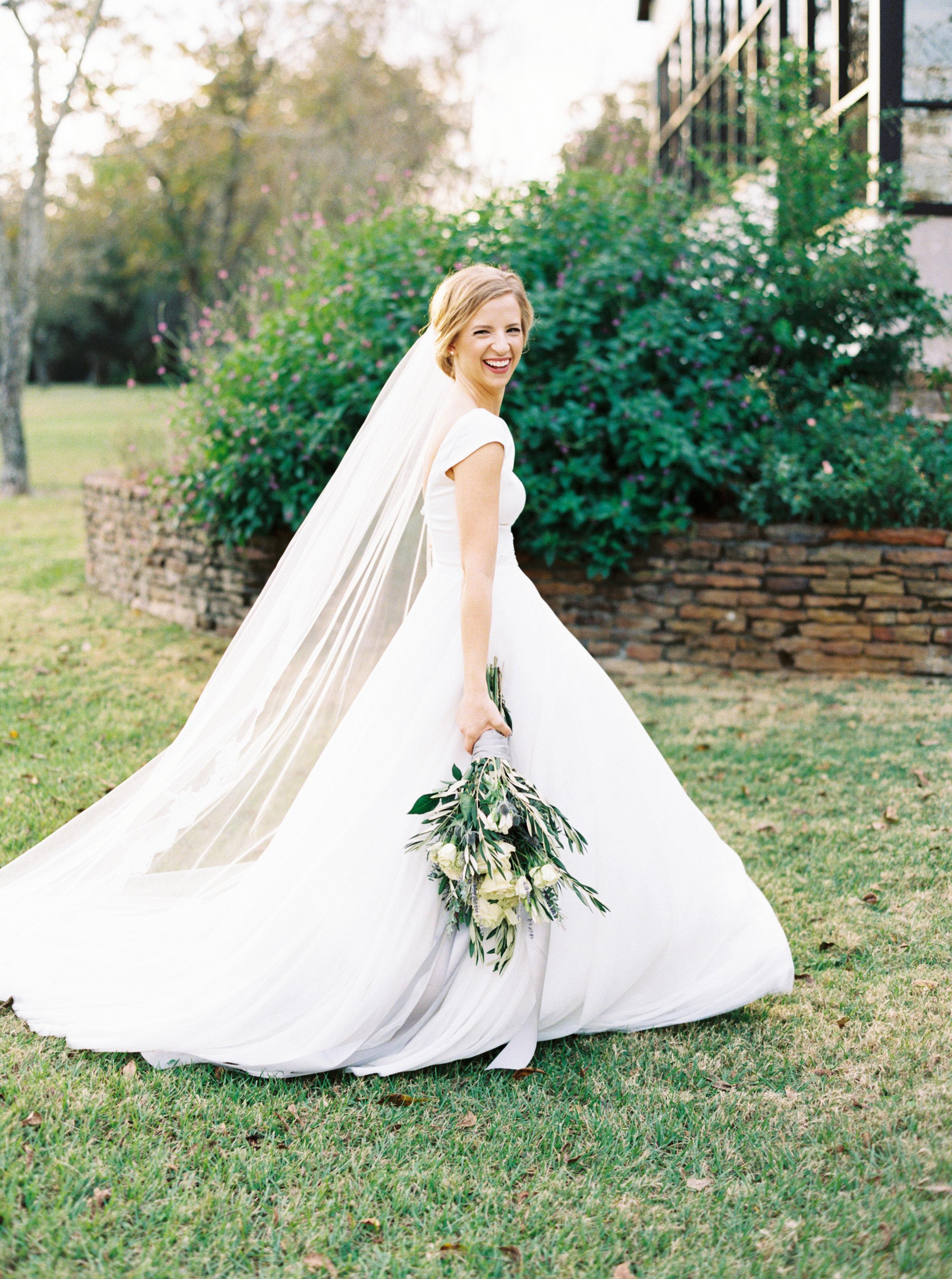 French Bridal Portraits