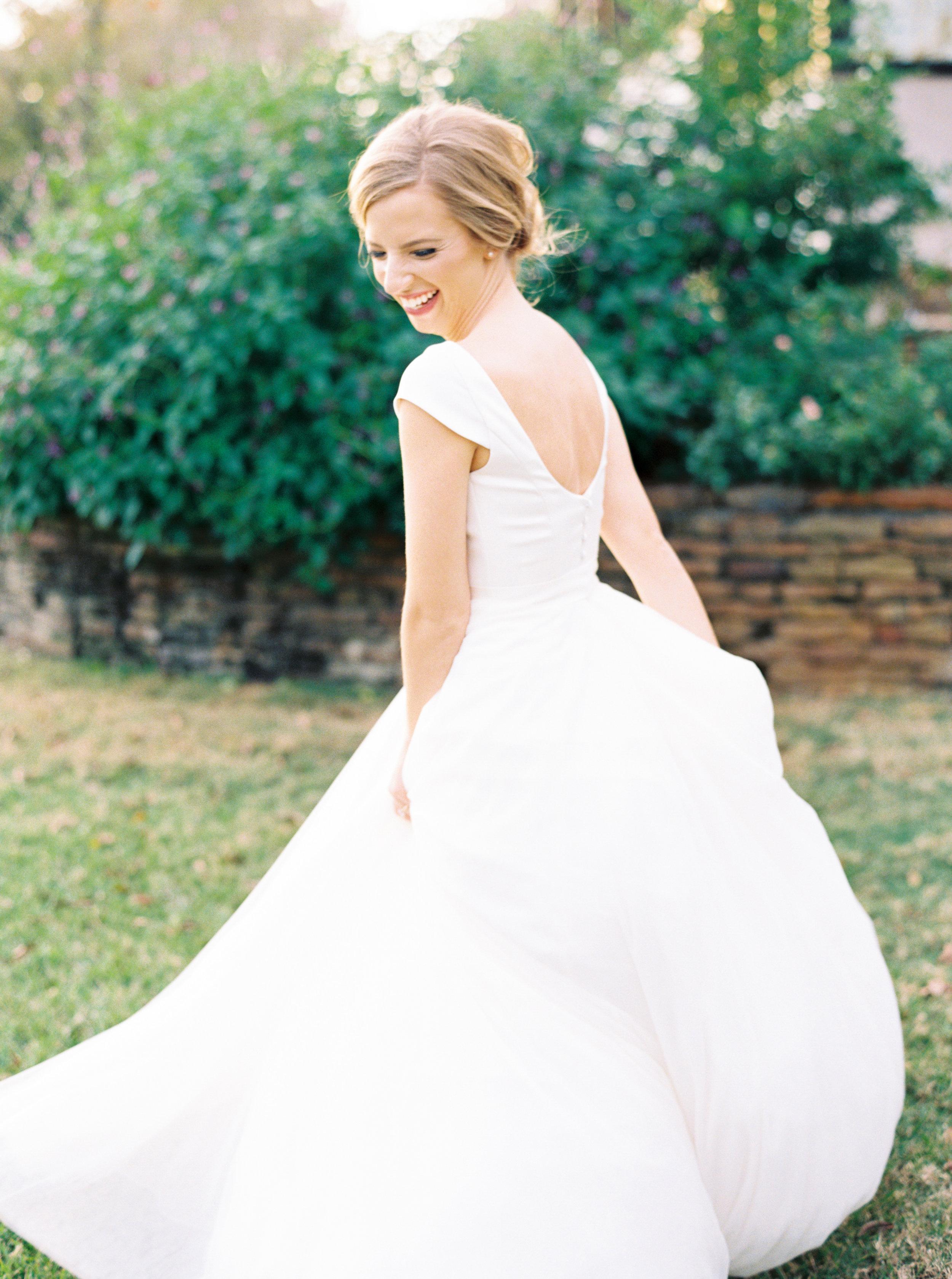Petticoat Wedding Dress