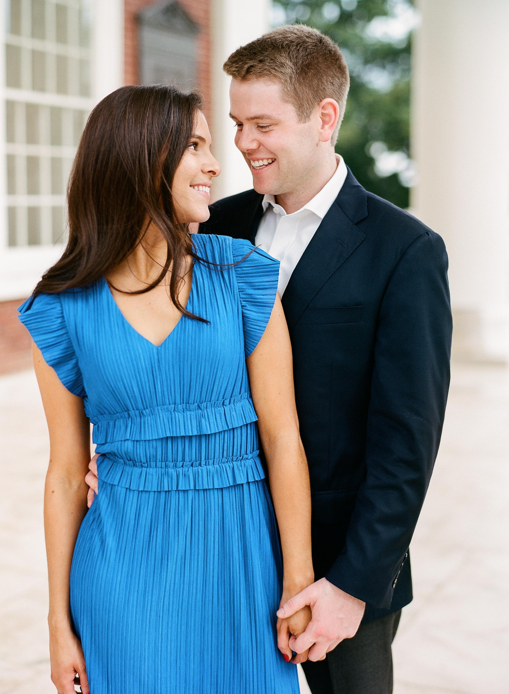 UVa Engagement Photos