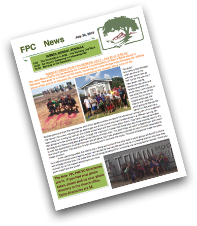 Click here to download the newsletter