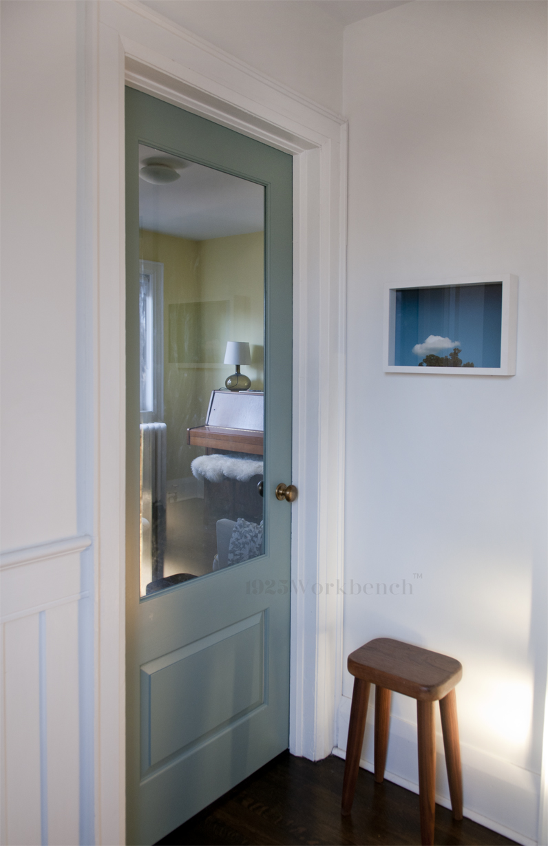 Bed room door
