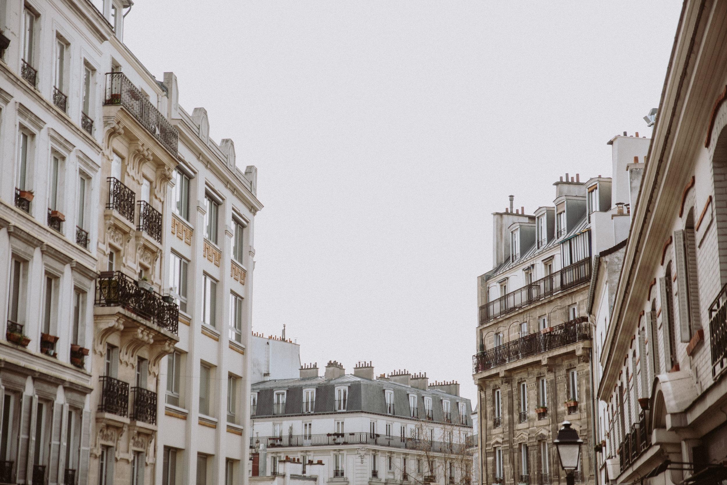 Montmarte - Located in Paris's 18th arrondissement