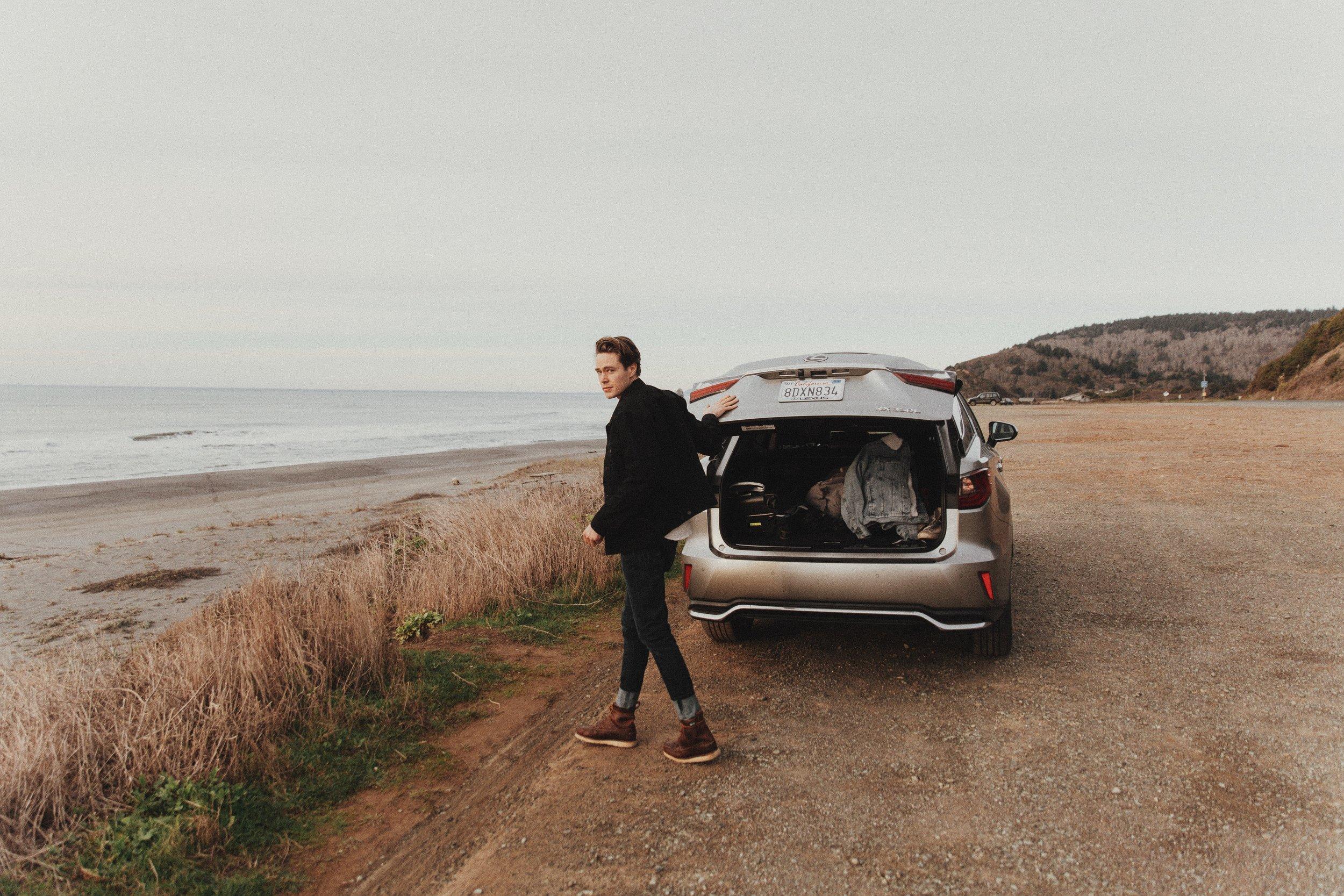 #50 Go on a US Road Trip - Drew Jessup x Lexus