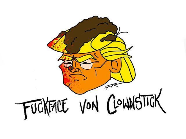 #presidentshithead#fuckfacevonclownstick#impeachtrump#keepfamiliestogether#fascism#penandink##politicalcartoon#ootd#drawing#stephenmiller#orange45#orangejuliuscaesar#americaisbetterthanthis#workout#washingtondc#atlanta#artistsoninstagram#illustration#buzzfeed#vicenews#tnycartoons#washingtonpost#msnbc#bebetter#moscowmitch