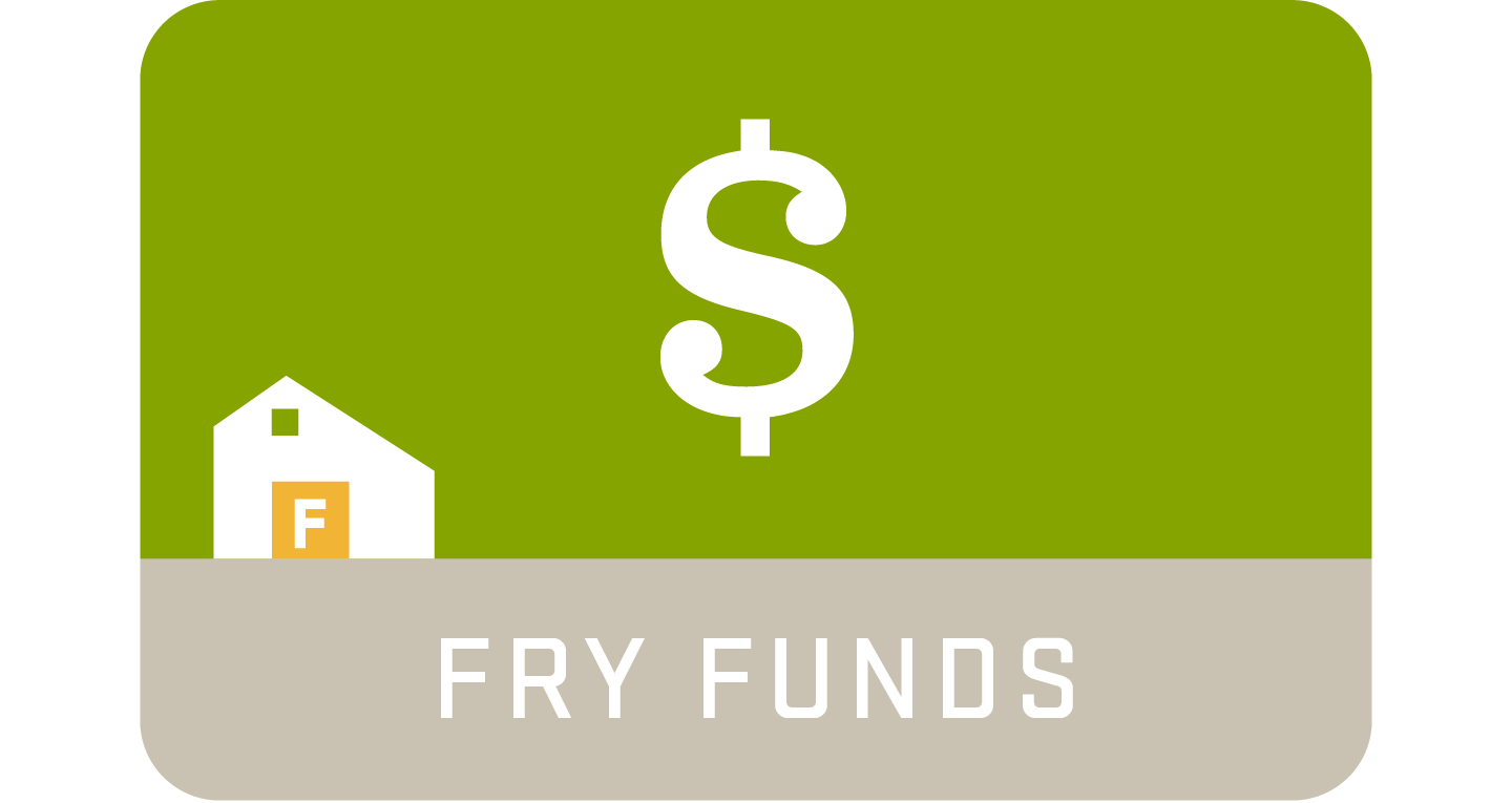 Fry Funds Card, Fry Family Farm, Organic Produce