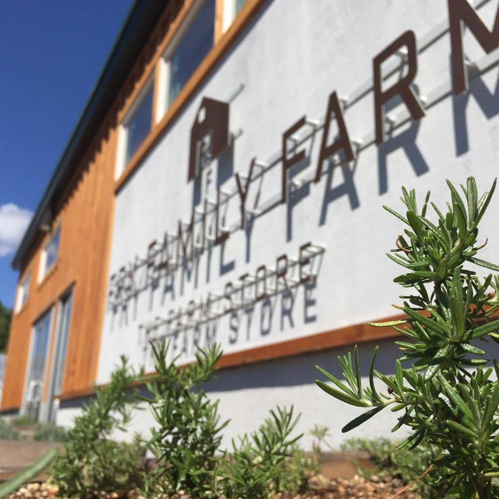The Farm Store at Fry Family Farm, Medford