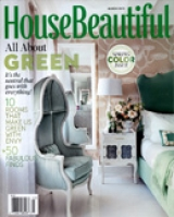 House Beautiful - All About Green