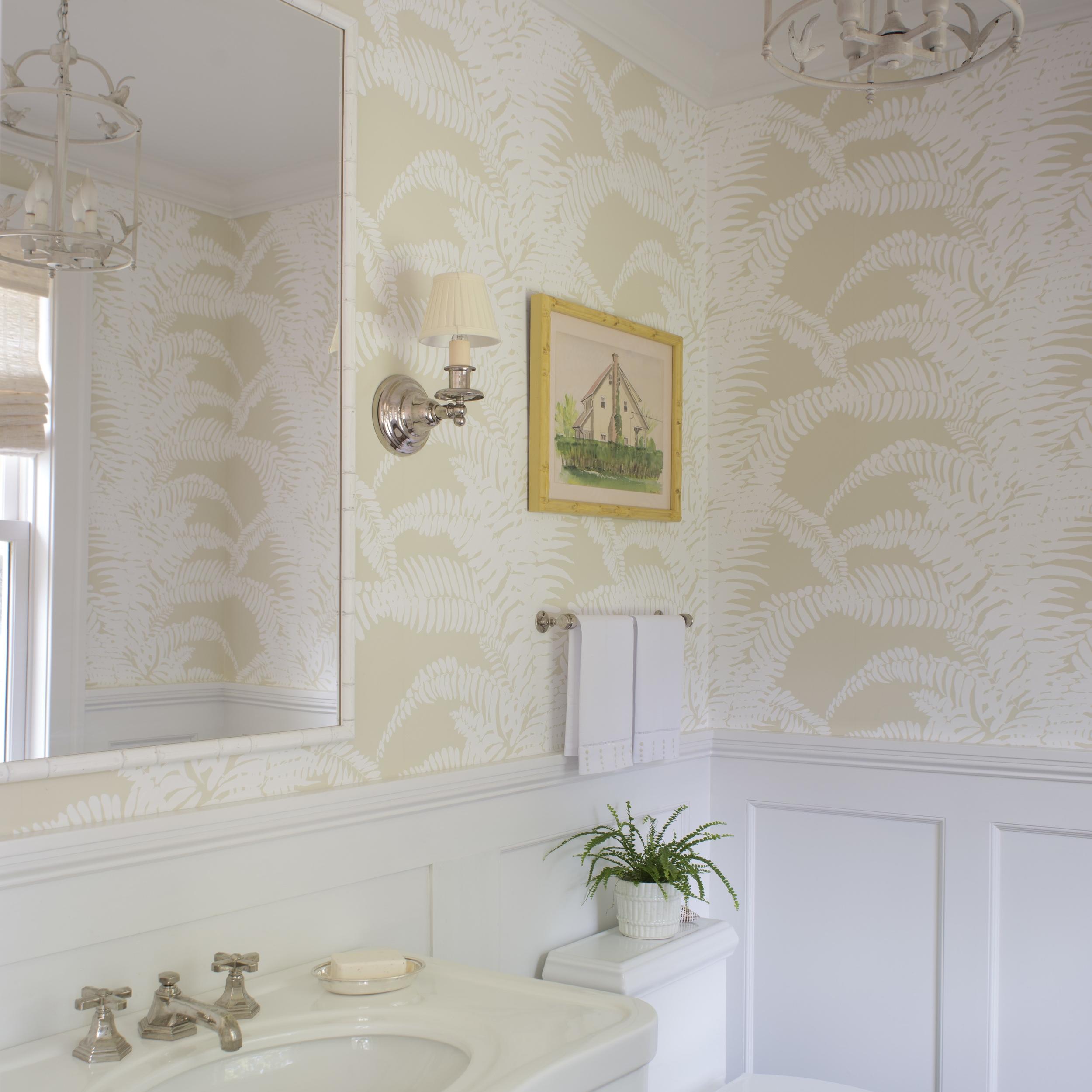 Meg Braff Wallpaper: Ferns
