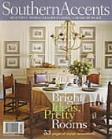 Southern Accents - Bright Ideas Pretty Rooms