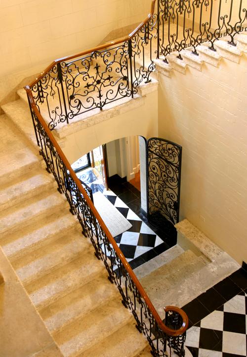 Meg Braff Designs - Palm Beach - Stairway.jpg
