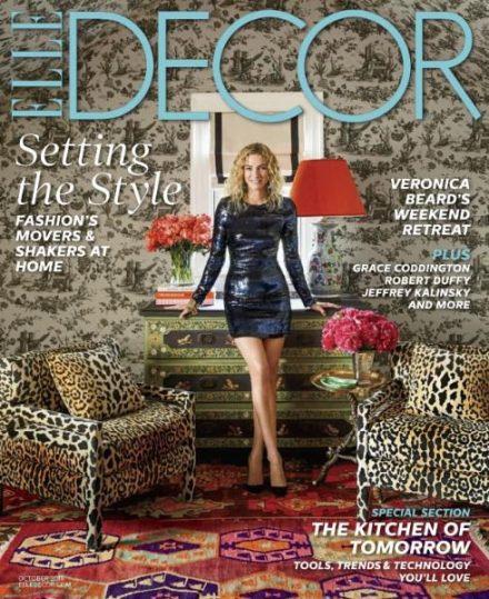 Elle Decor October 2016