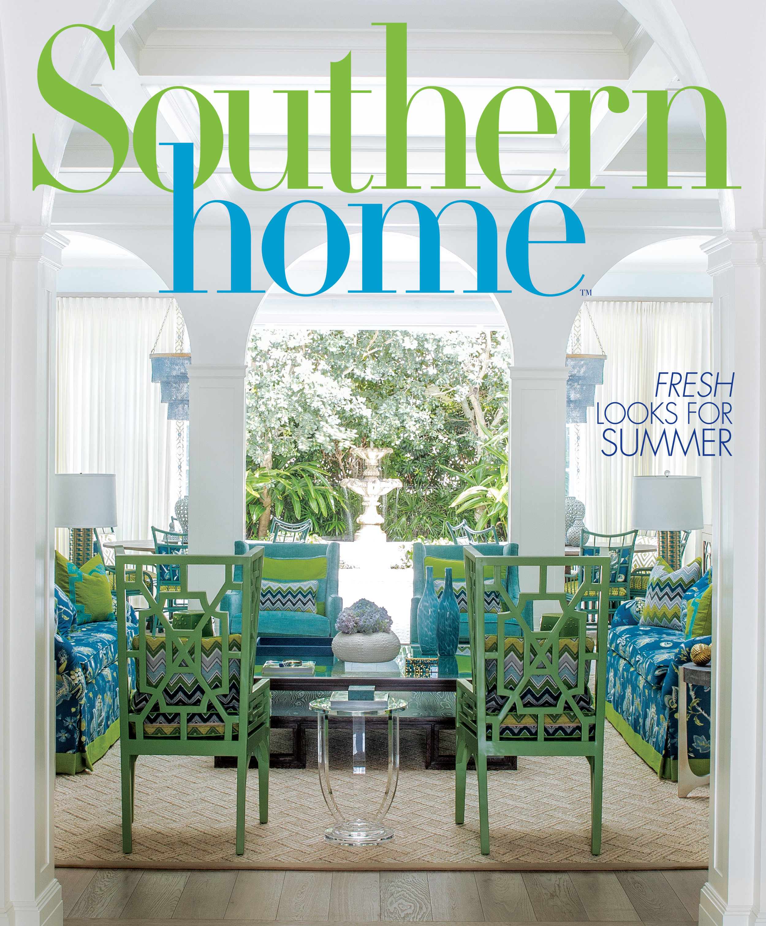 SOUTHERN HOME MAY/JUNE 2017