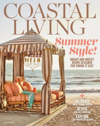 Coastal Living July/August 2017