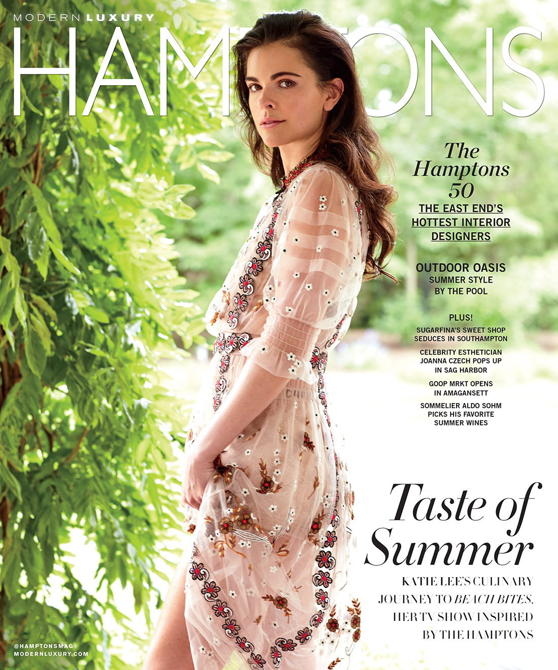 Hamptons July 2017