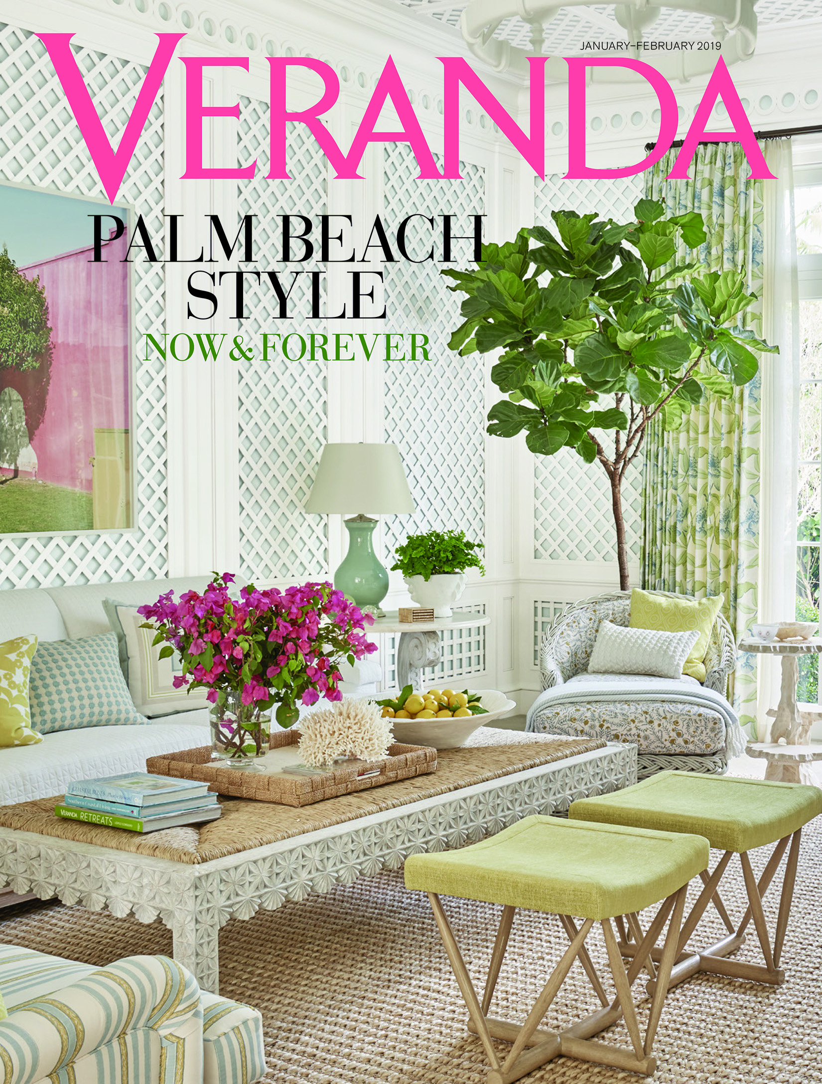 Veranda January/February 2019 Palm Beach Issue