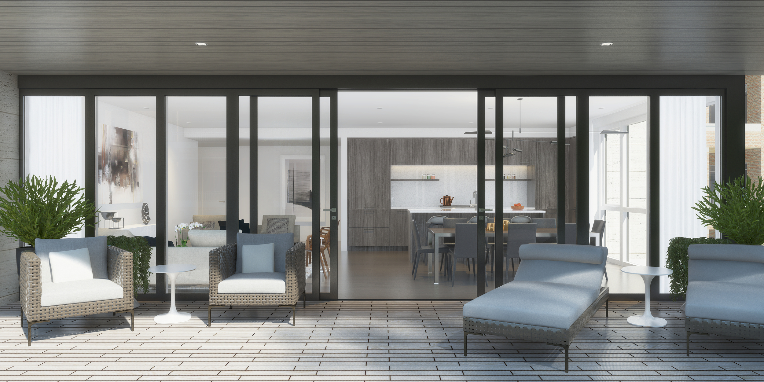 Rendering - Unit 201 - Balcony - 1615 Burling.jpg