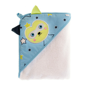 Bath towel with hood  Art. 23722   Fr. 59.90
